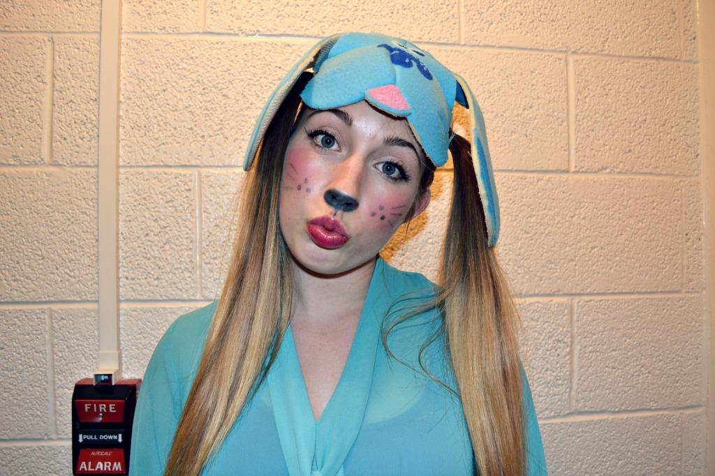 beanie baby costume