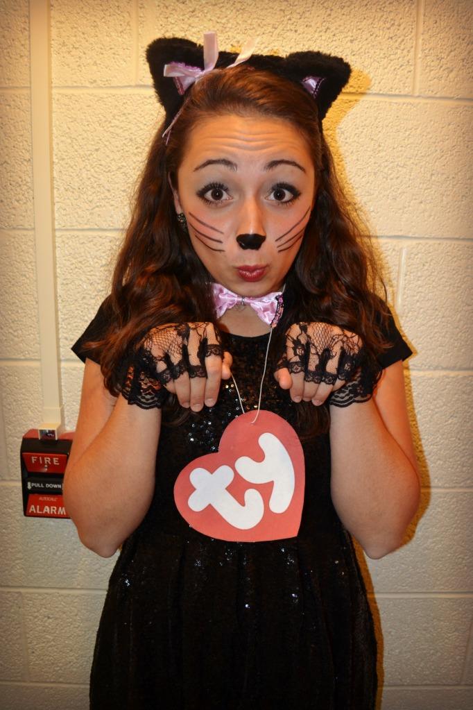 Baby Halloween Cat Costumes Halloween Costume Beanie Baby