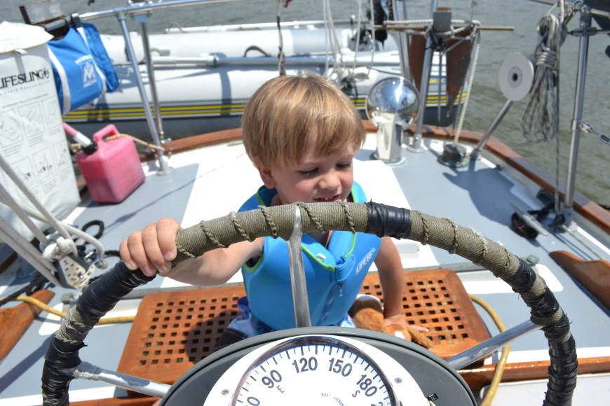 Sailing for dayzzzz