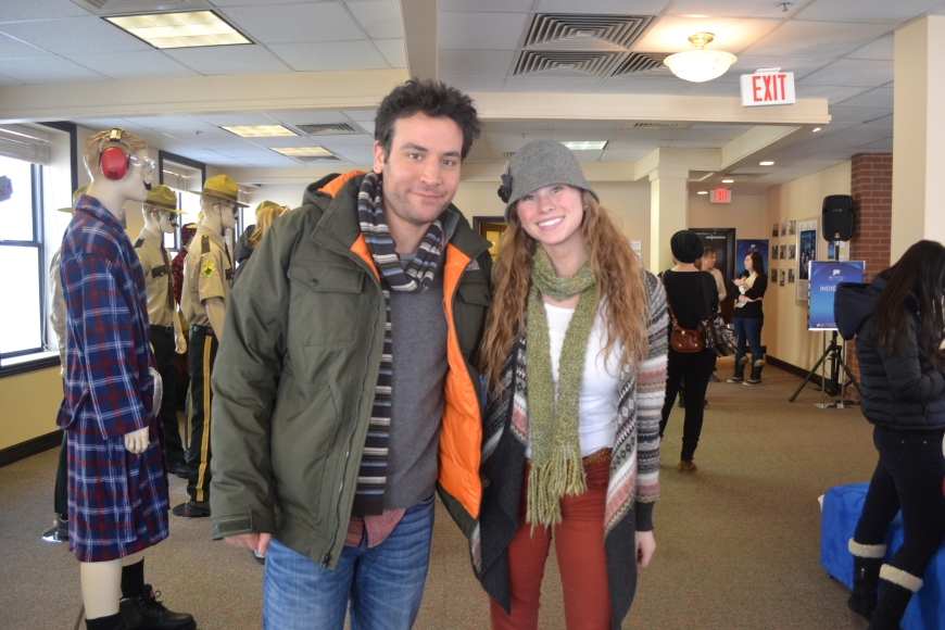 Ted Mosby at Sundance