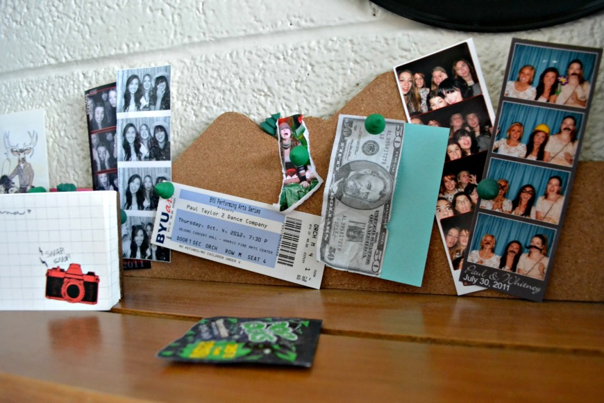I love photo booths and displaying my photos.