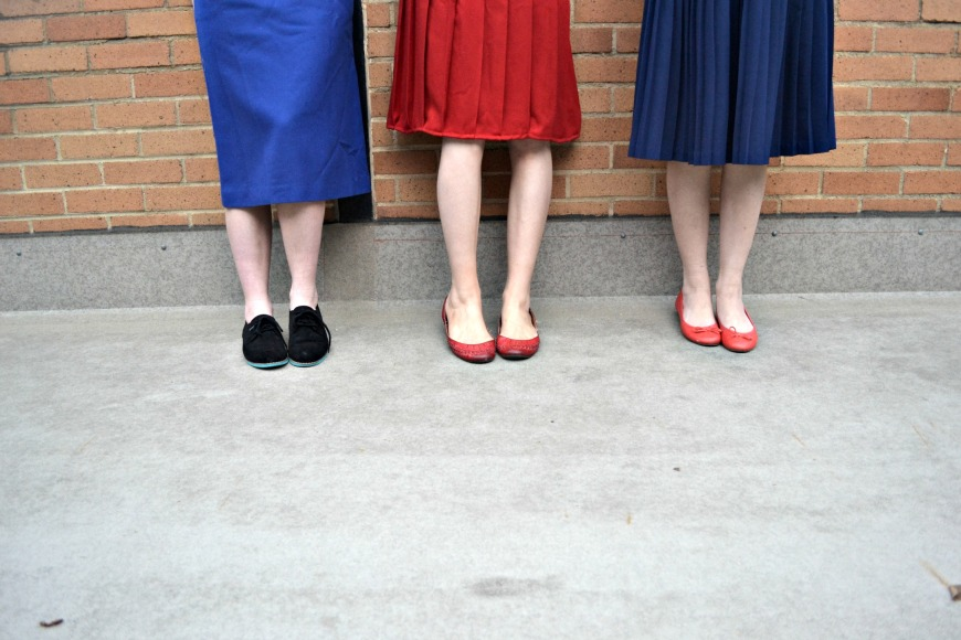 skirts for sister missionaries