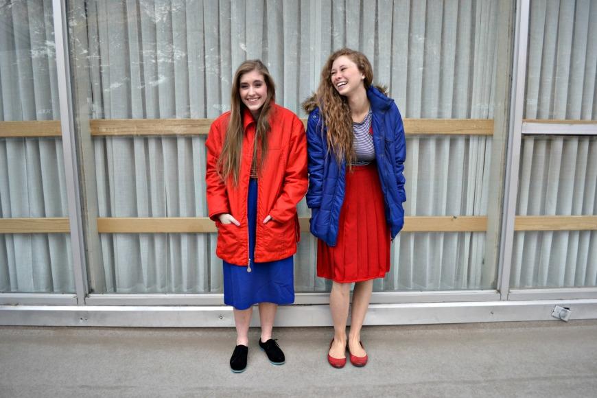 cute coats sister missionary