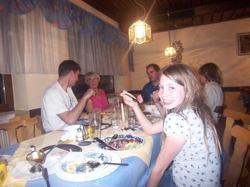 Fine German dining