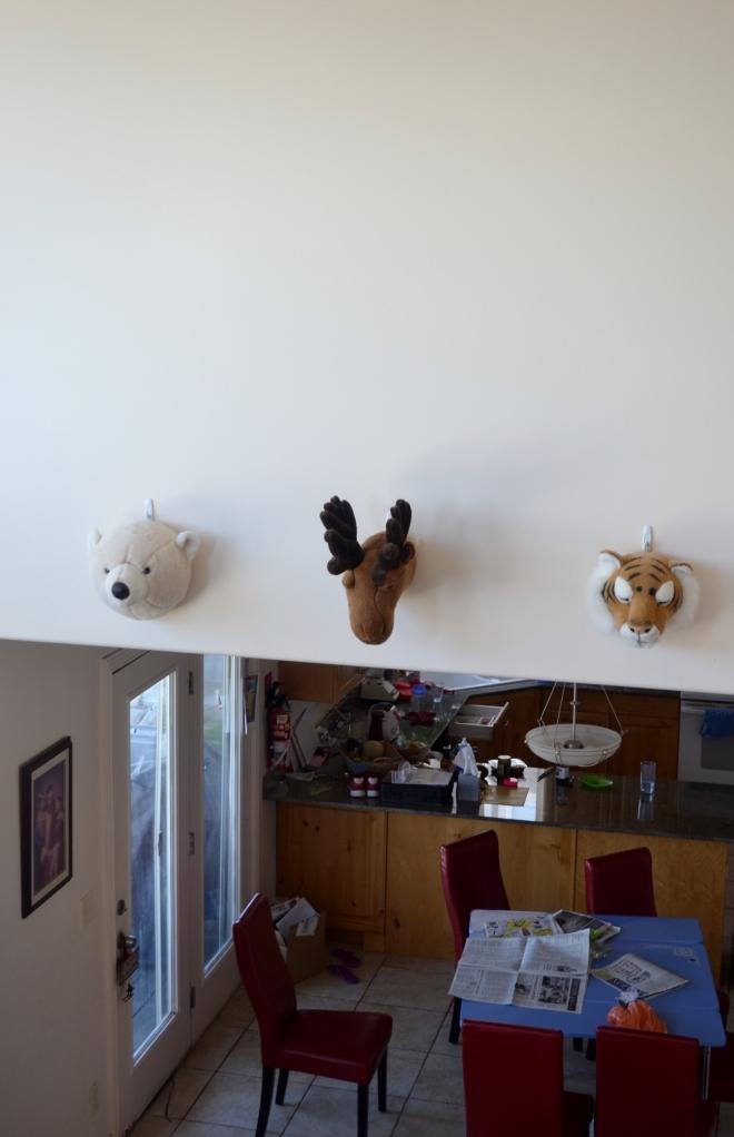 utah house decorating