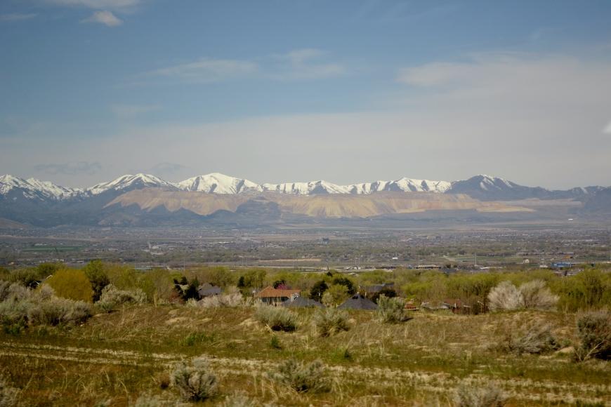 beautiful utah views