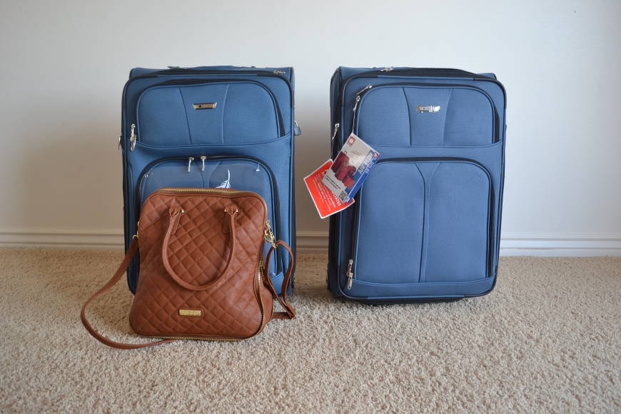 luggage for missions