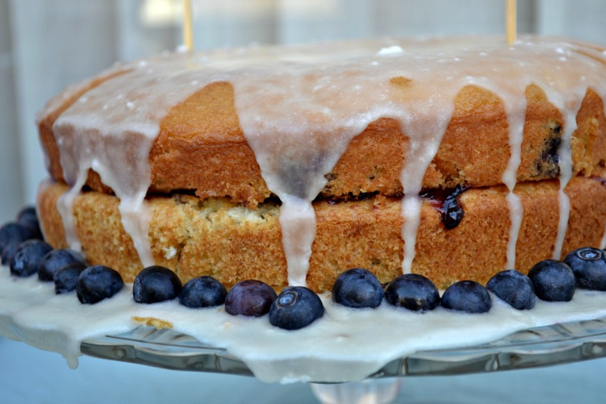 blueberry coffee cake magnolia bakery