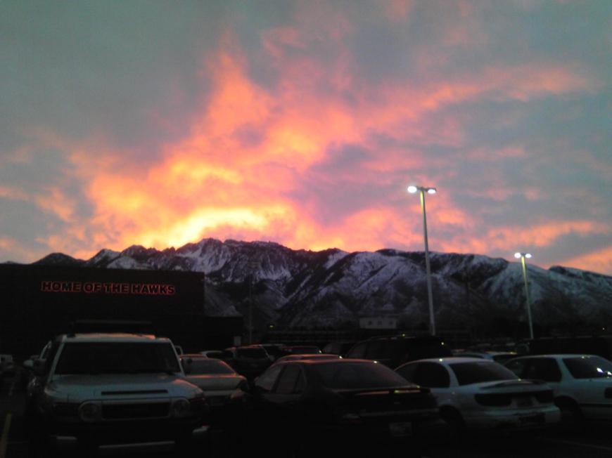 Utah is breath taking