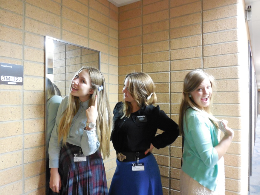 MTC sister missionary days