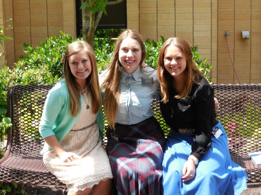 Cute Sister Missionaries