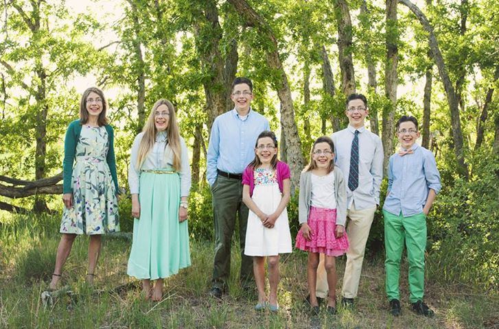 my family sent me this picture of our family pictures. nicely done tristan, nicely done!