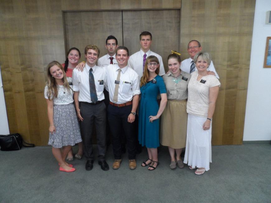 german missionaries