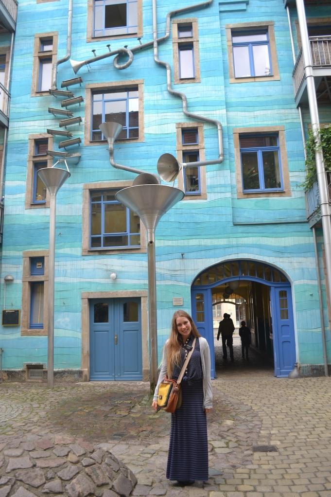 let's agree that Neustadt Dresden is the coolest neighborhood around