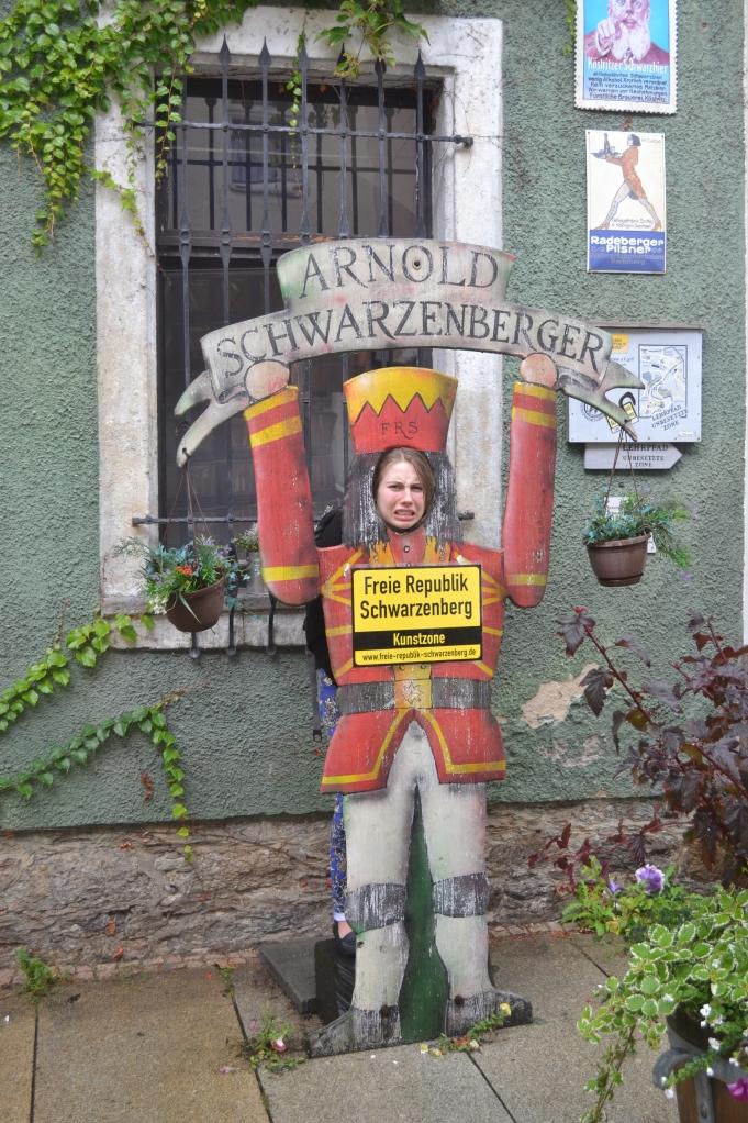 arnold schwarzenberg