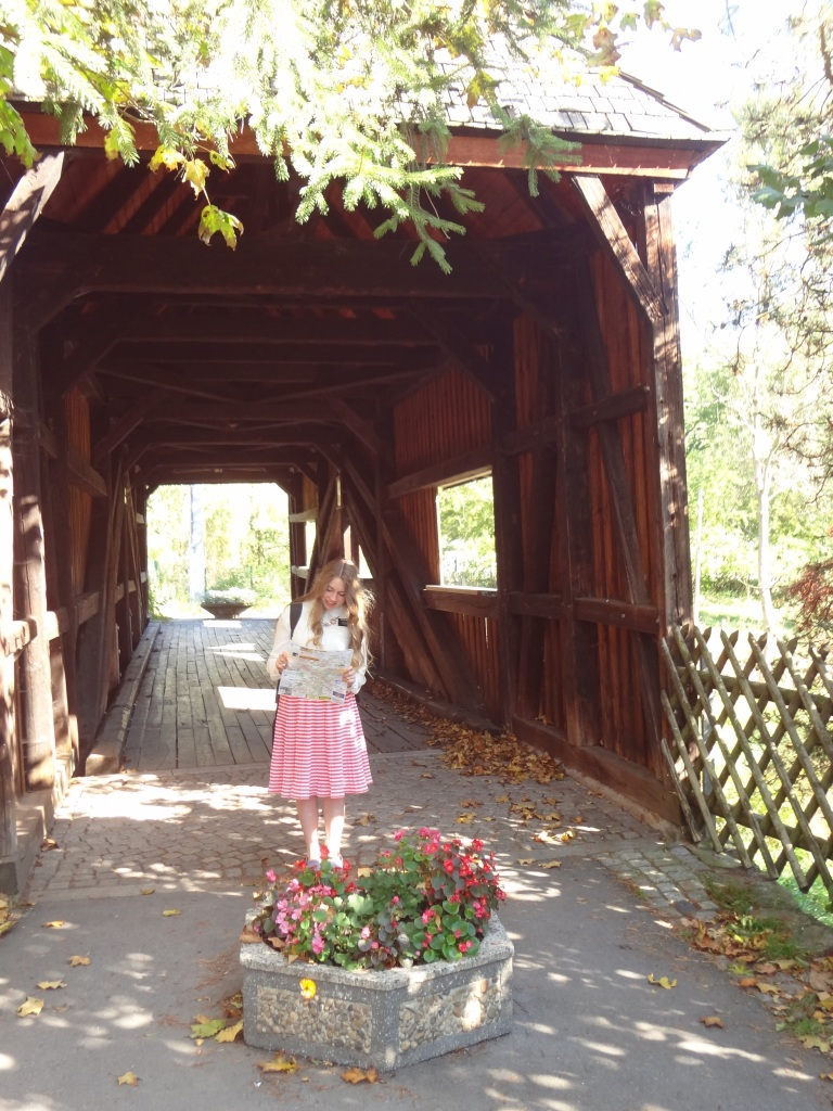 this used to be a toll bridge back in the 1800s. with a troll that lived under. i live in a fairytale.