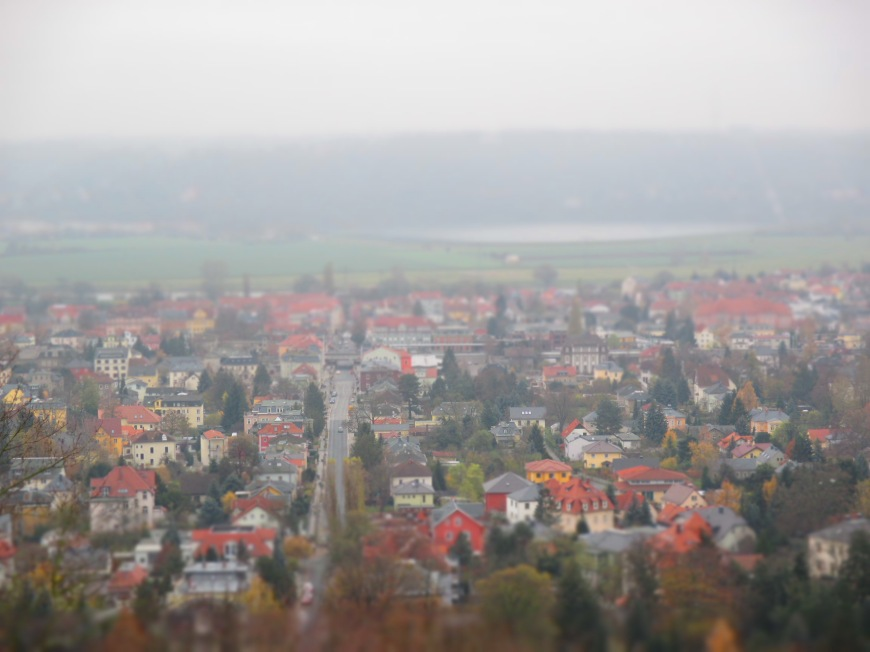 mini german town!