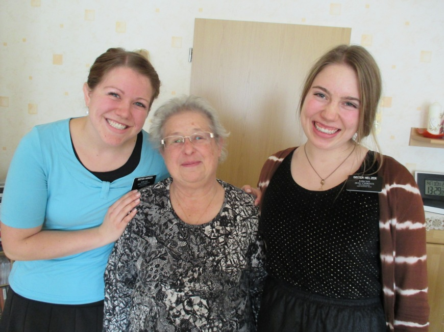 German Grandmas = my best friends