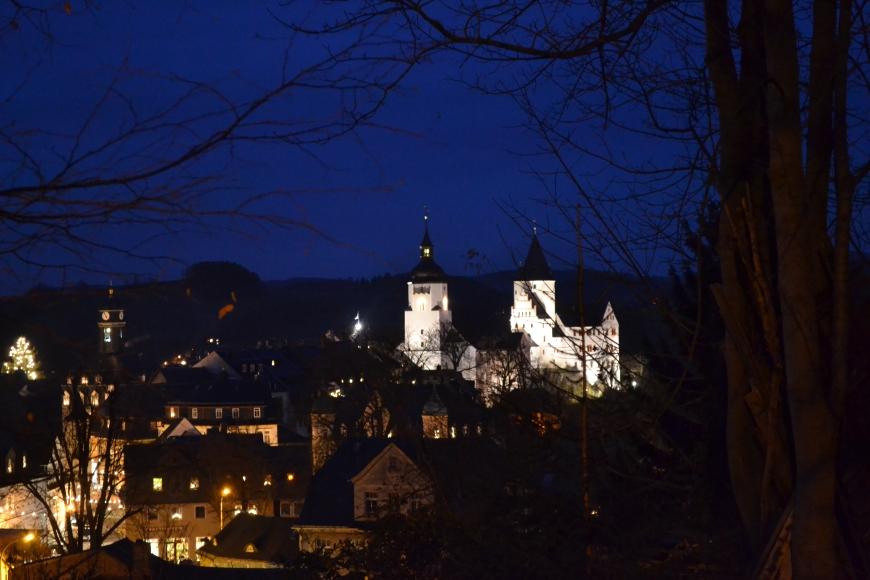 Schwarzenberg never ceases to amaze me, despite the depressing lack of snow.