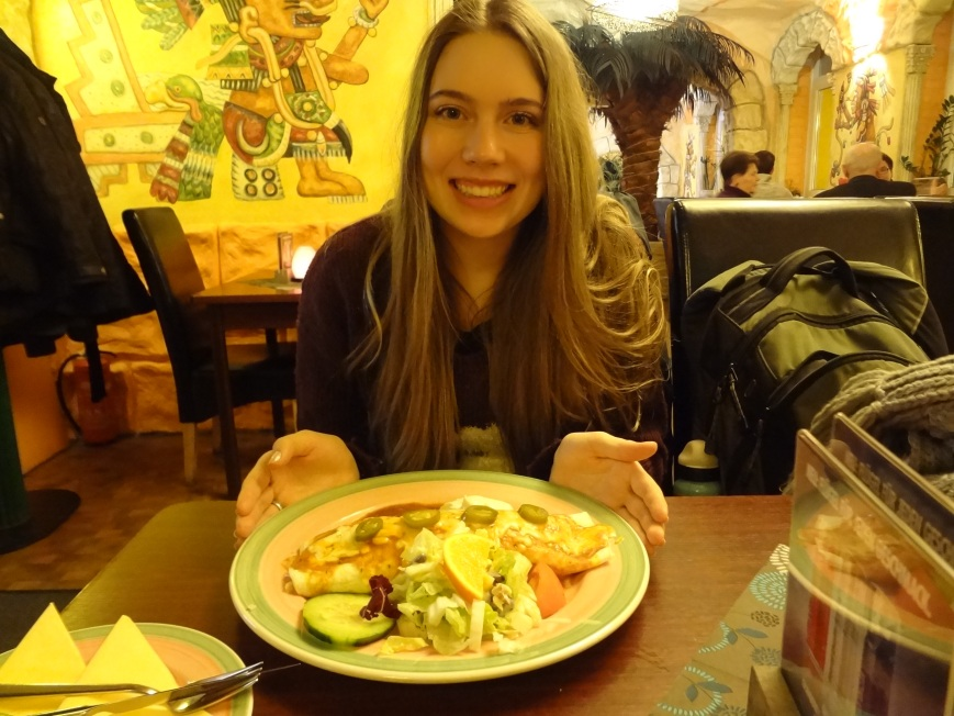 It was Mexican Week in the HansenHelzerWorldTour and we actually found a place to eat mexican food! (which is super rare in germany, just throwing that out there so that you realize this was a miracle.)