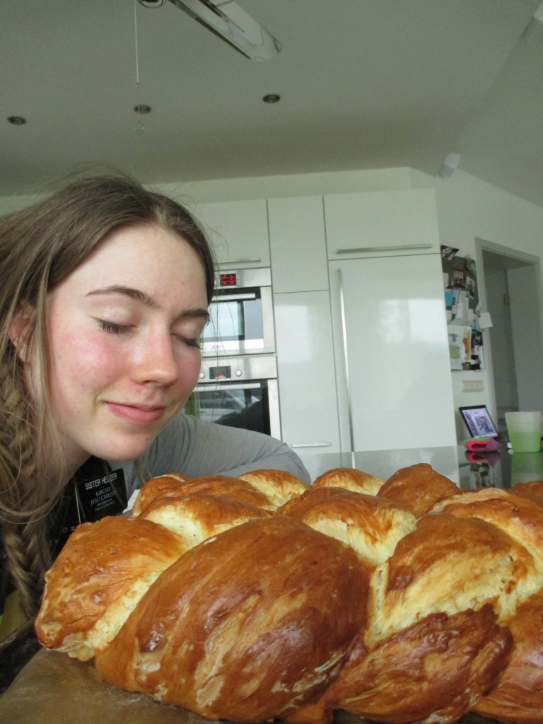 spent my pday learning to make german bread... you are welcome future family!