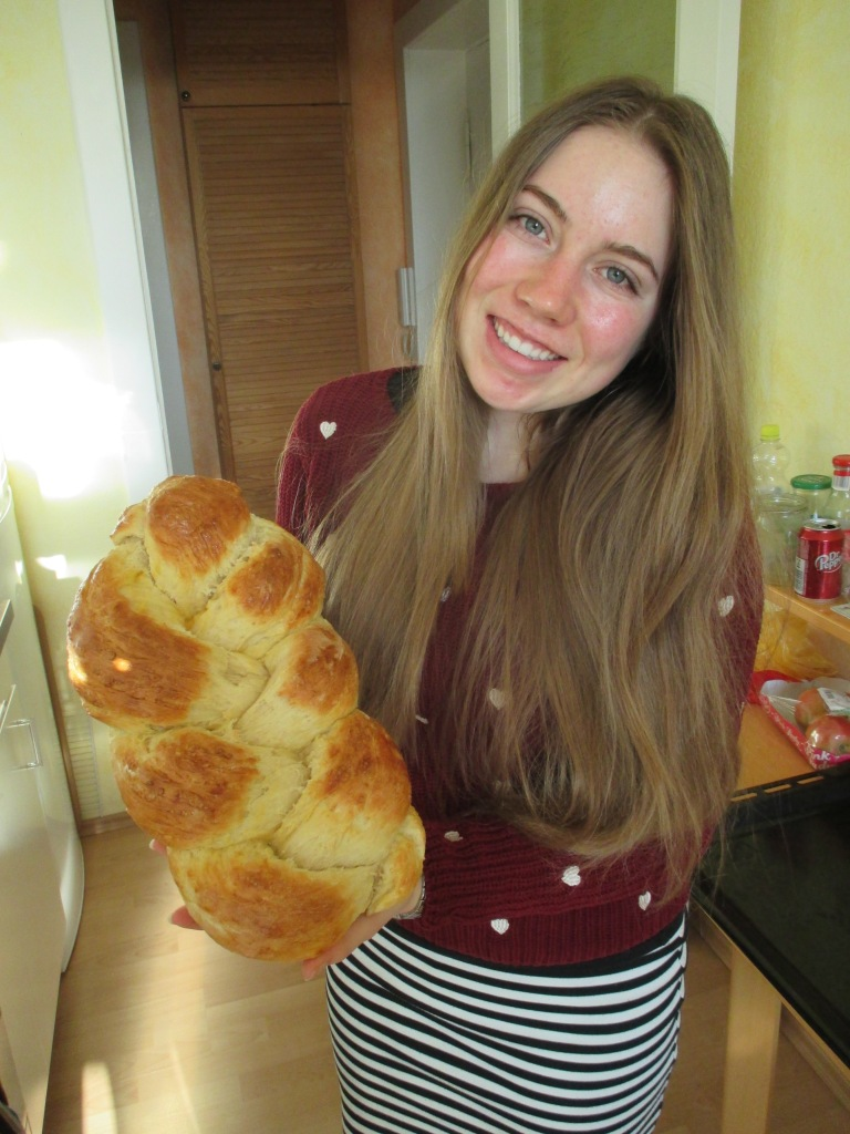 I am learning to master the art of european bread.