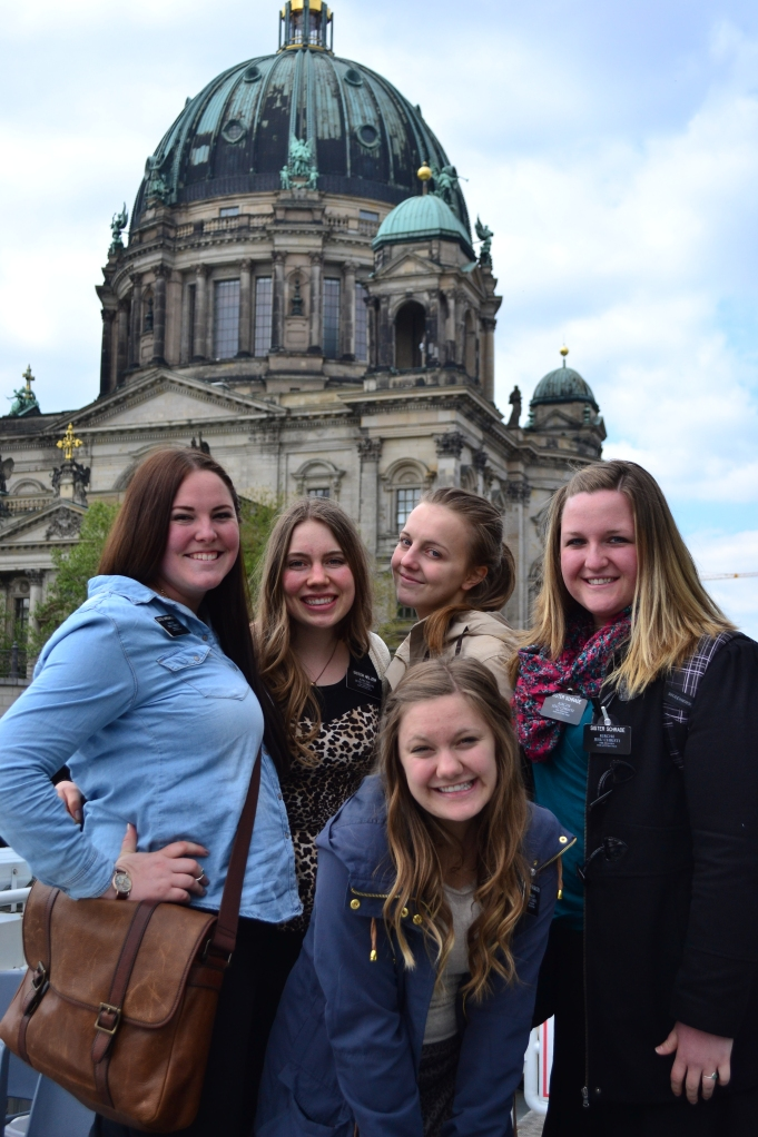 boat tour Berlin!