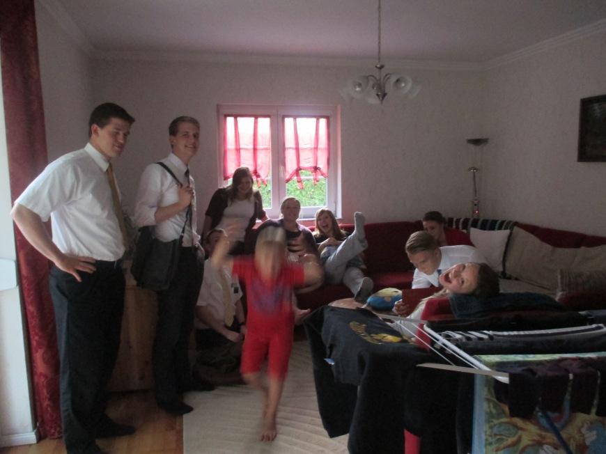 The Tax Family. I love the Marzahn ward.