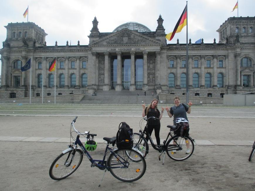 Bike tour!