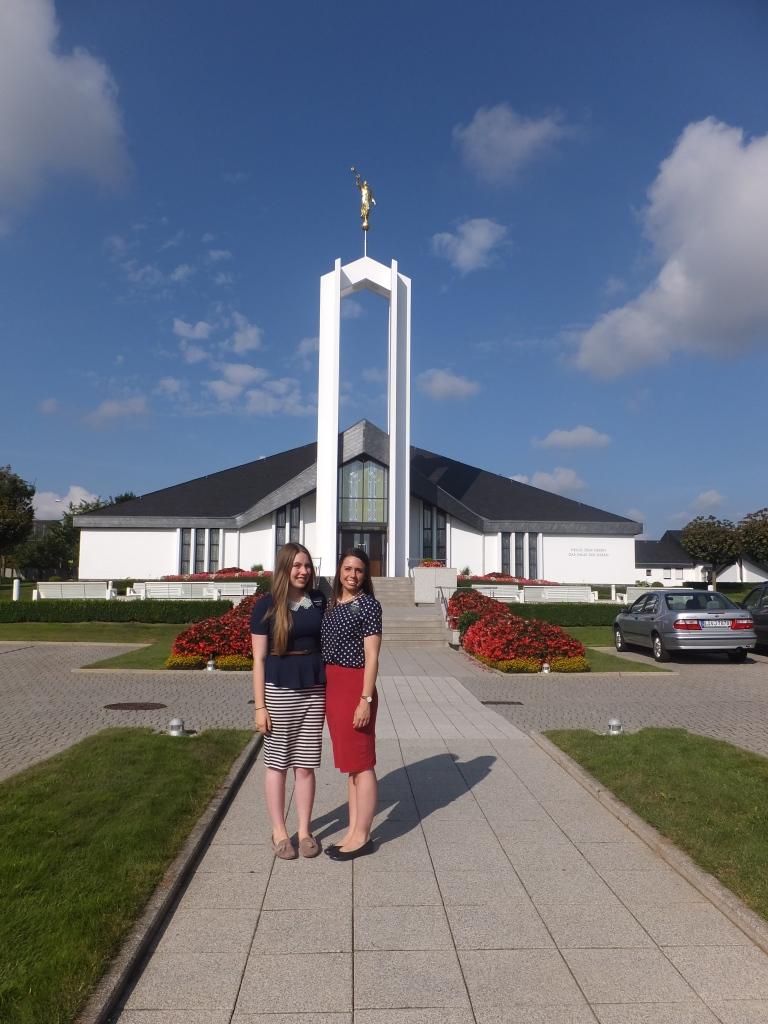 Freiberg Temple!