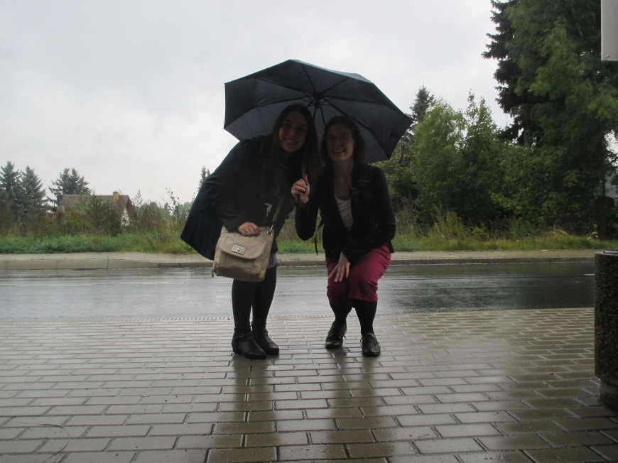 welcome Sis. Cheveliar! Here in Chemnitz, we like it wet.