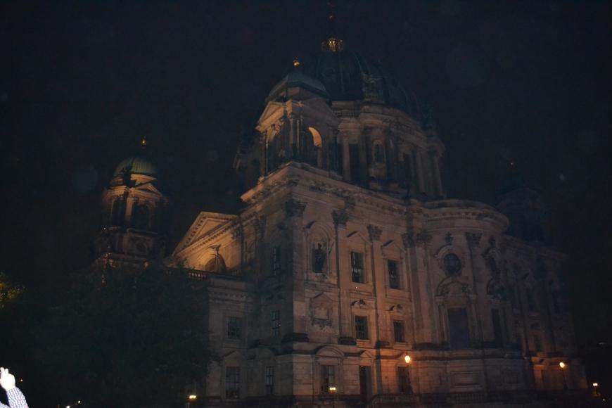 I love Berliner Dom