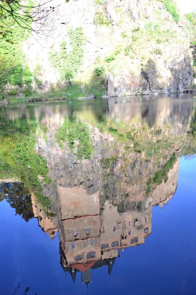 Kriebstein Castle.
