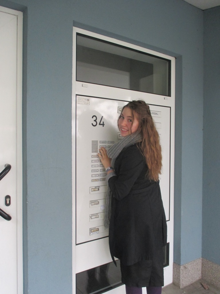 My last time dooring.